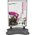 Whirlwind Outdoor Sign Stand